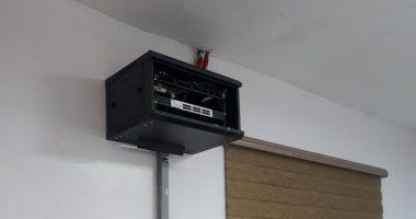 Network Rack and Rackmount Switch